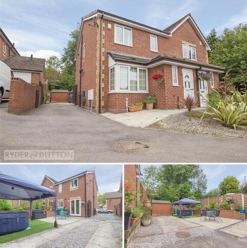 3 bedroom semi-detached house for sale - Aspinall Gardens, Middleton, Manchester, M24