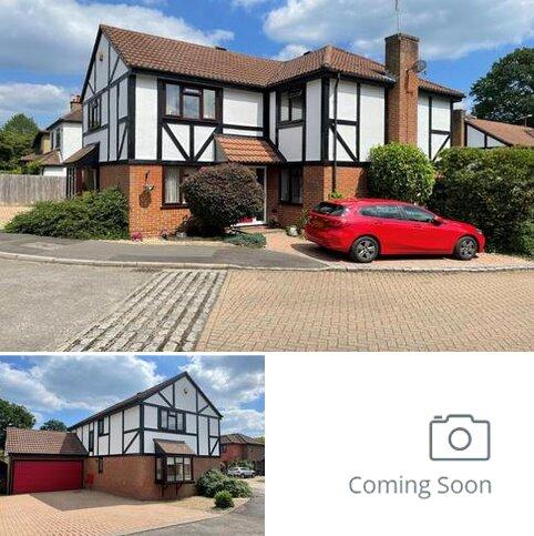 4 bedroom detached house for sale - Bagshot,  Surrey,  GU19