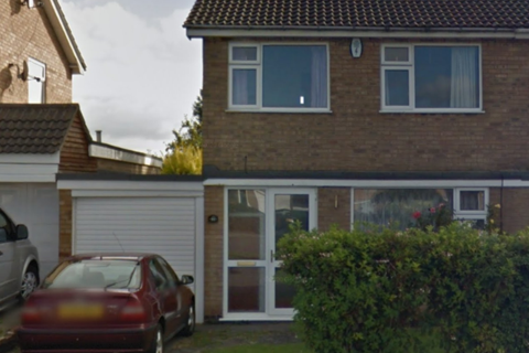 3 bedroom terraced house for sale - Windrush Drive, Oadby, Leicester, Leicestershire, LE2