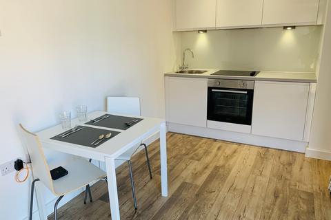 Flat share to rent - Standard Studio, Block B, One Wolstenholme Square, 2 Nation Way, Liverpool, Merseyside, L1