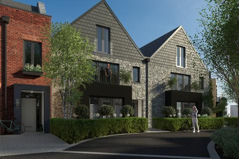 4 bedroom semi-detached house for sale - Plot 13 at Laundry Quarter, Romilly Crescent, Pontcanna CF11