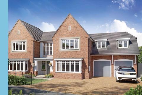 5 bedroom detached house for sale - Plot 4, The Gately at Asbury Grange, Handsworth Wood, Birmingham B20