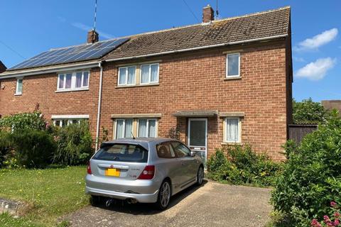 3 bedroom semi-detached house for sale - Castle Avenue, Duston, Northampton NN5 6LF