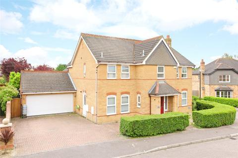 5 bedroom detached house for sale - Roeburn Crescent, Emerson Valley, Milton Keynes, Buckinghamshire, MK4