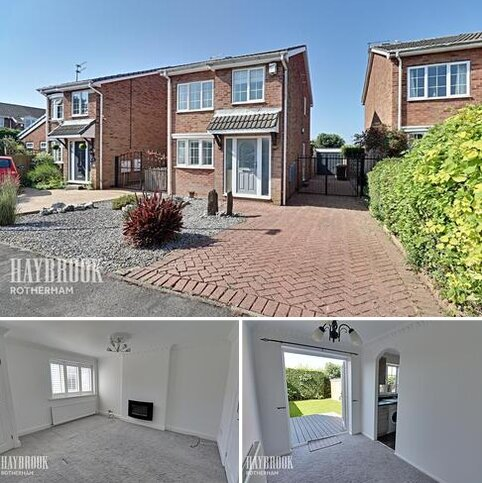 3 bedroom detached house for sale - Disraeli Grove, Maltby