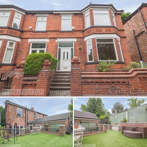 4 bedroom semi-detached house for sale - Charlestown Road, Blackley, Manchester, M9