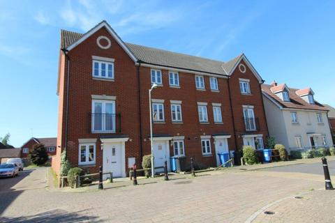 4 bedroom townhouse to rent - Bull Road, Ipswich, IP3