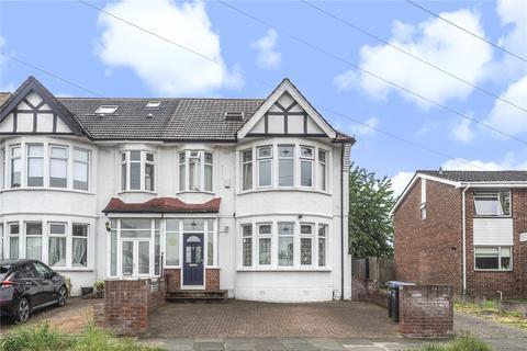 5 bedroom semi-detached house for sale - Norfolk Avenue, Palmers Green, London, N13