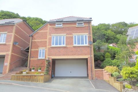 3 bedroom detached house for sale - 42 Hendidley Way, Milford Road, Newtown, Powys, SY16 2AL