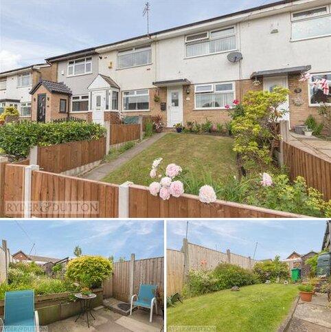 2 bedroom terraced house for sale - Glenwood Drive, Middleton, Manchester, M24