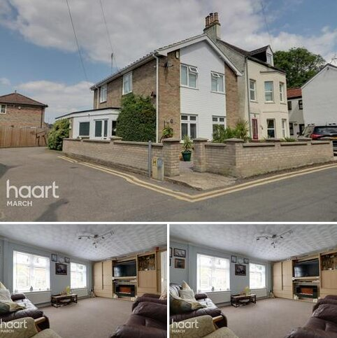 3 bedroom detached house for sale - West End, March