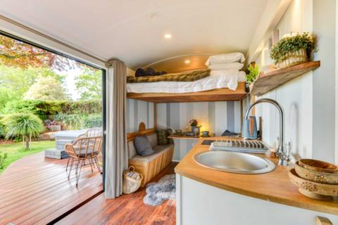 Mobile home to rent - Beech House, Pulborough