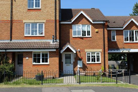 2 bedroom terraced house for sale - Timken Way, Daventry, Northamptonshire NN11 9TD