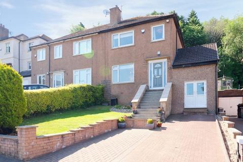 3 bedroom semi-detached house for sale - 91 Jordanhill Drive, Jordanhill, G13 1UW