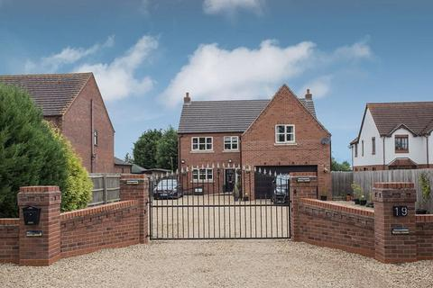 5 bedroom detached house for sale - North Road, Gedney Hill, Spalding, Lincolnshire. PE12 0NL