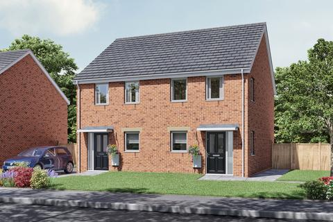 2 bedroom semi-detached house for sale - The Walton at Quality Shared Ownership Homes, Kestrel Court, Coupe Green, Hoghton PR5