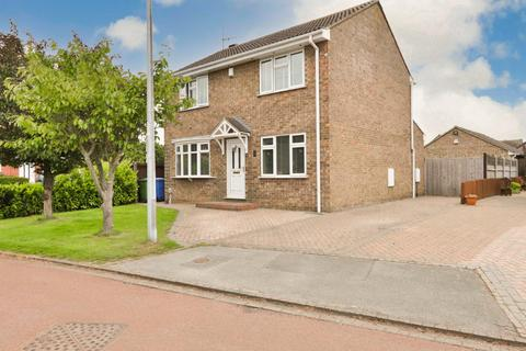 4 bedroom detached house for sale - Villiers Court, Hedon, Hull, HU12