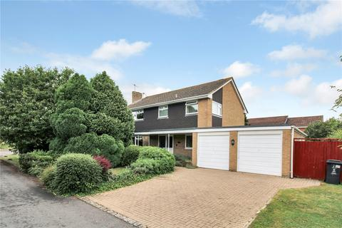 4 bedroom detached house for sale - Okebourne Park, Liden, Swindon, Wiltshire, SN3