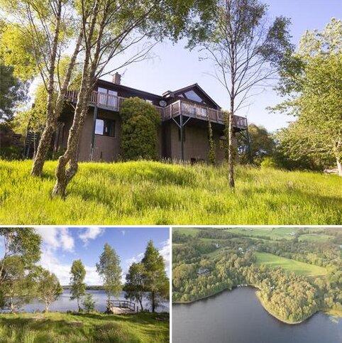 5 bedroom detached house for sale - East Gilgo, Migdale, Bonar Bridge, Ardgay, IV24
