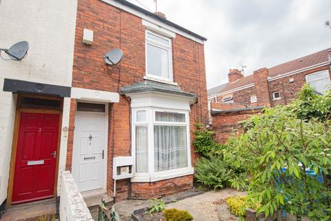 2 bedroom end of terrace house to rent - Victoria Avenue, Rustenburg Street, Hull HU9