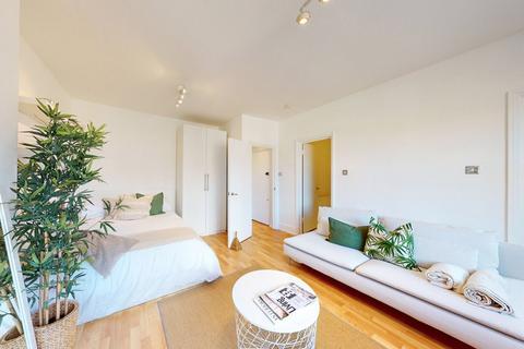 Studio to rent - Nottingham Place, Marylebone, W1U
