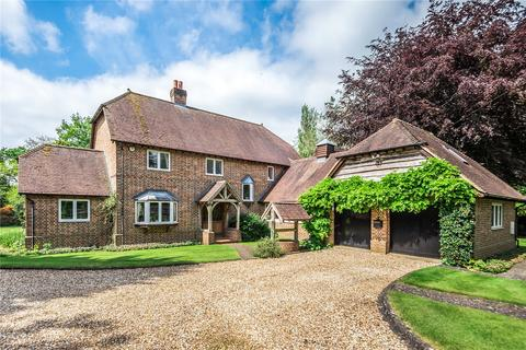4 bedroom detached house for sale - Salisbury Road, Sherfield English, Romsey, SO51