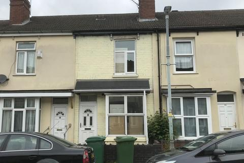 2 bedroom terraced house for sale - Crowther Street, Wolverhampton, WV10 9AG