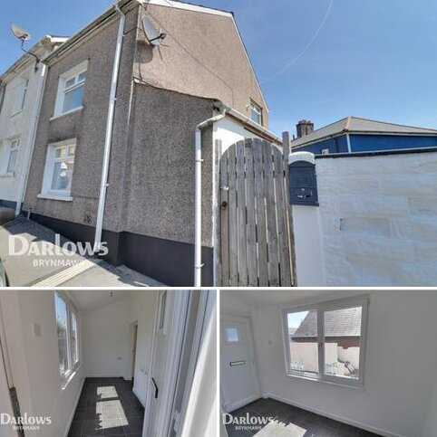 1 bedroom end of terrace house for sale - Somerset Street, Brynmawr