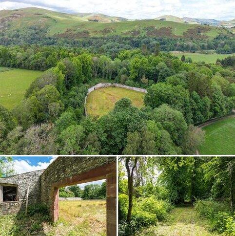 Plot for sale - The Walled Garden, Ashiestiel, Galashiels, TD1