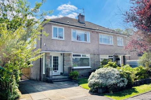 3 bedroom semi-detached house for sale - 20 Glenfinnan Drive, Bearsden, G61 2PB