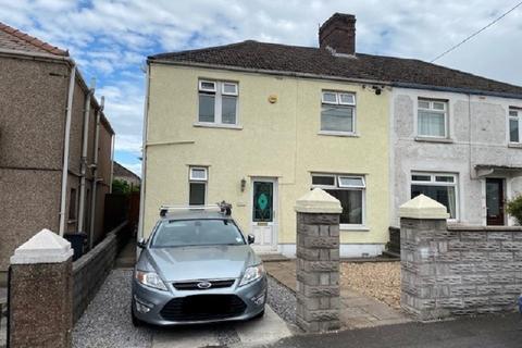 3 bedroom semi-detached house for sale - Woodland Avenue, Port Talbot, Neath Port Talbot. SA13 2LP