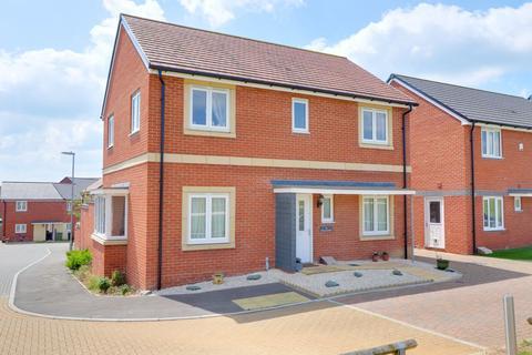 4 bedroom detached house for sale - St Anne Gardens, Sherborne Fields, Basingstoke RG24 9QE