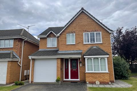 4 bedroom detached house for sale - Coppins Court, Wisbech