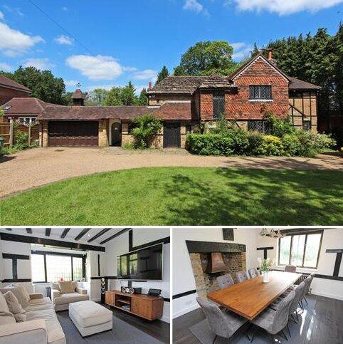 4 bedroom detached house for sale - Kingswood Warren