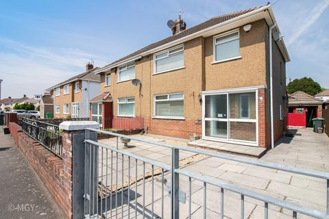 3 bedroom semi-detached house for sale - Broadstairs Road, Leckwith