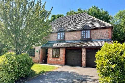 5 bedroom detached house for sale - Hanoverian Way, Whiteley