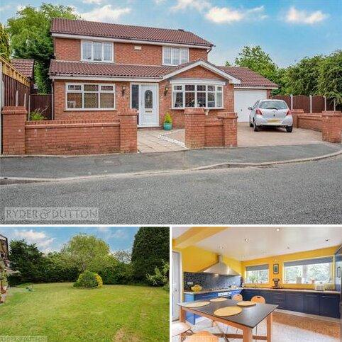 3 bedroom detached house for sale - Gloucester Avenue, Heywood, OL10