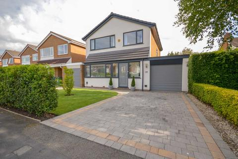 3 bedroom detached house for sale - SEAL ROAD, Bramhall