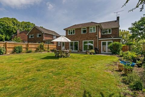 4 bedroom detached house for sale - Abbey Hill Road, Winchester, SO23