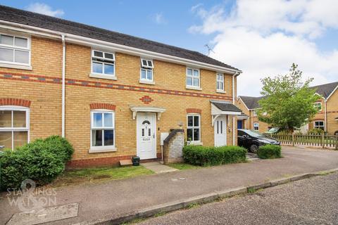 2 bedroom terraced house for sale - Old Warren, Thorpe Marriott, Norwich