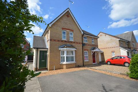 3 bedroom end of terrace house for sale - The Drove, Taverham