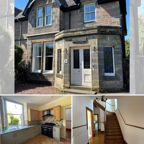 6 bedroom semi-detached house to rent - Fenton House, 6 Crown Circus, Inverness, IV2