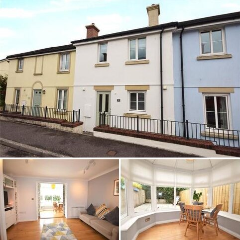 2 bedroom terraced house for sale - Langley View, Chulmleigh, Devon, EX18