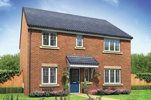 4 bedroom detached house for sale - Plot 3, The Marlborough at Kingsley Park, Kingsley Drive, North Yorkshire HG1