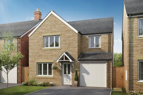 4 bedroom detached house for sale - Plot 336, The Roseberry at Persimmon @ Windrush Place, Townsend Road OX29