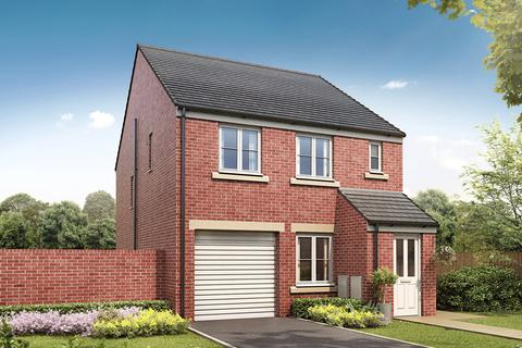 3 bedroom semi-detached house for sale - Plot 334, The Chatsworth at Persimmon @ Windrush Place, Townsend Road OX29