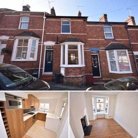 2 bedroom terraced house to rent - Franklin Street, Exeter