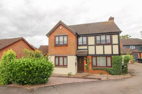 4 bedroom detached house for sale - Brockwood Close, Gamlingay, Sandy, SG19