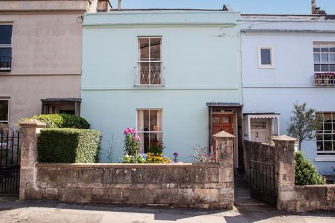 2 bedroom terraced house for sale - Beaufort Place, Bath