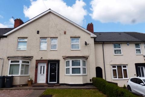 2 bedroom terraced house for sale - Perry Common Road, Erdington, Birmingham B23 7AD